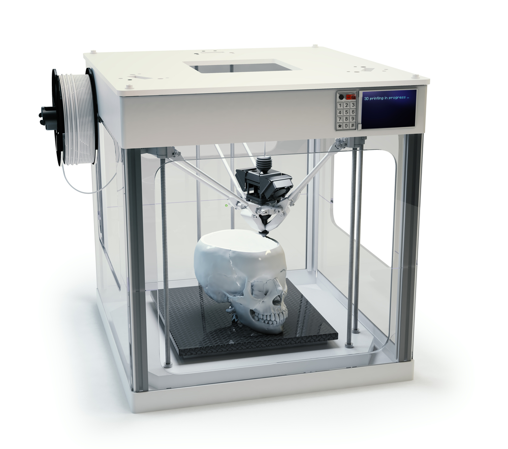 3D Printing In The Medical Field: Four Major Applications